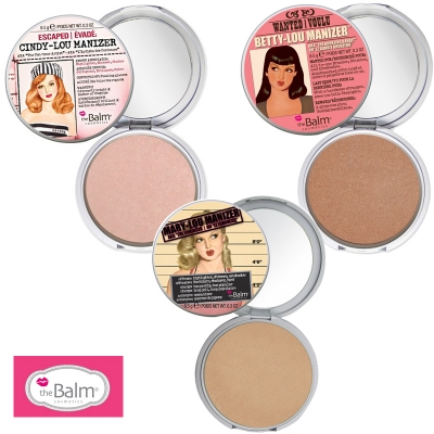 Brand Makeup The Balm Mary Lou Manizer Betty Lou Manizer Cindy Lou Manizer font b Bronzer  large